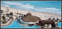 Hoteles en playas de Cancun