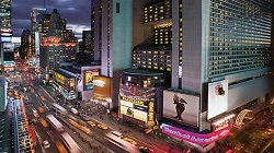 Hotel New York Marriott Marquis