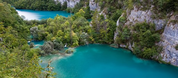 Plitvička Jezera, Hrvaška