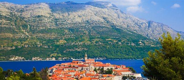 Korčula, Hrvaška