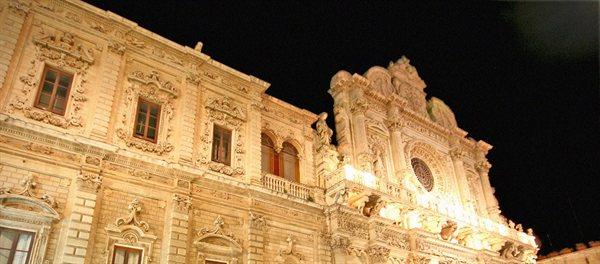 Lecce hoteli