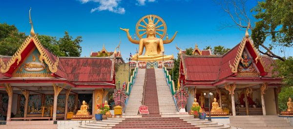 Koh Samui, Tajska