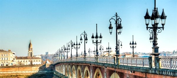 Bordeaux hoteli