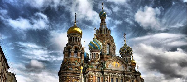 St Petersburg, Rusija