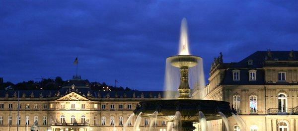 Stuttgart hoteli