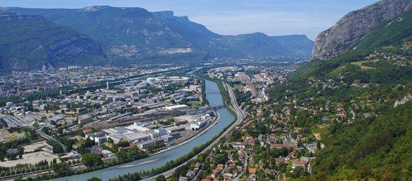 Grenoble hoteli