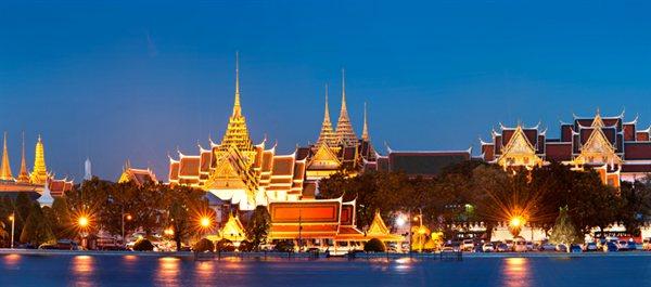 Bangkok hoteli