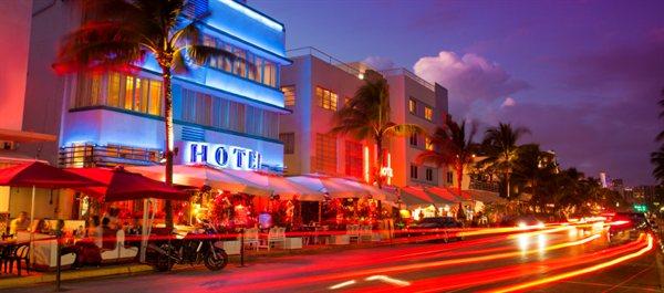 Miami Beach hoteli