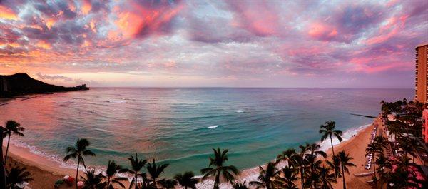 Honolulu hoteli