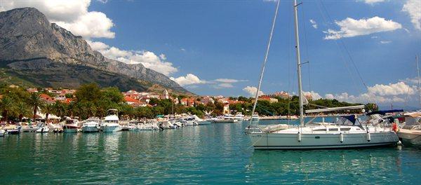 Baška Voda, Hrvaška