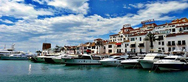 Marbella hoteli