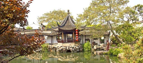 Suzhou hoteli