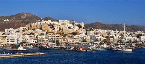 Naxos hoteli