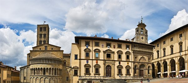 Arezzo hoteli