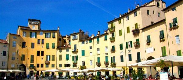 Lucca hoteli