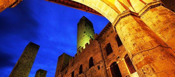 San Gimignano hoteli