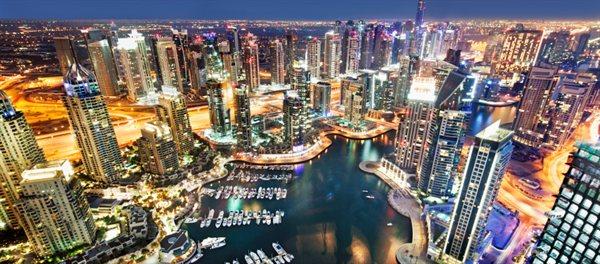 Dubaj, Združeni arabski emirati