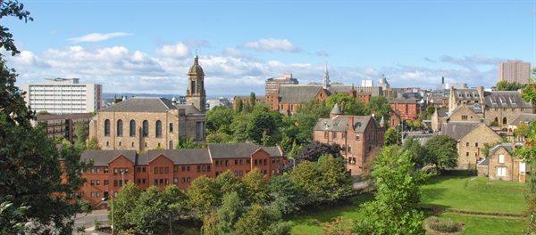 Glasgow hoteli