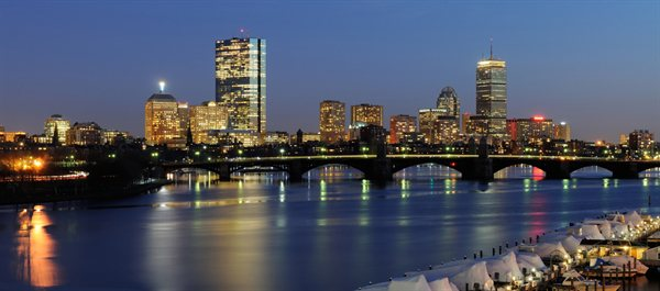 Boston hoteli
