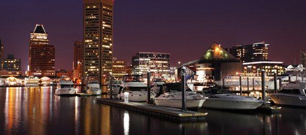 Baltimore hoteli