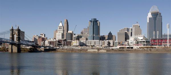 Cincinnati hoteli