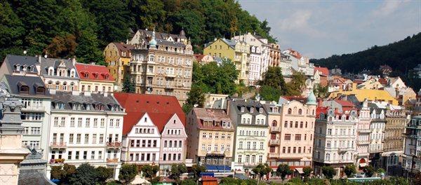 Karlovy Vary hoteli