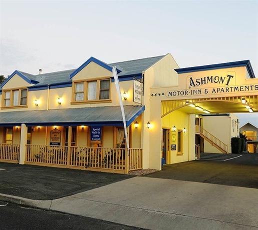 Photo: Ashmont Motor Inn
