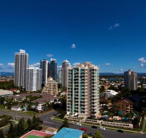 Photo: Carrington Court Apartments Gold Coast