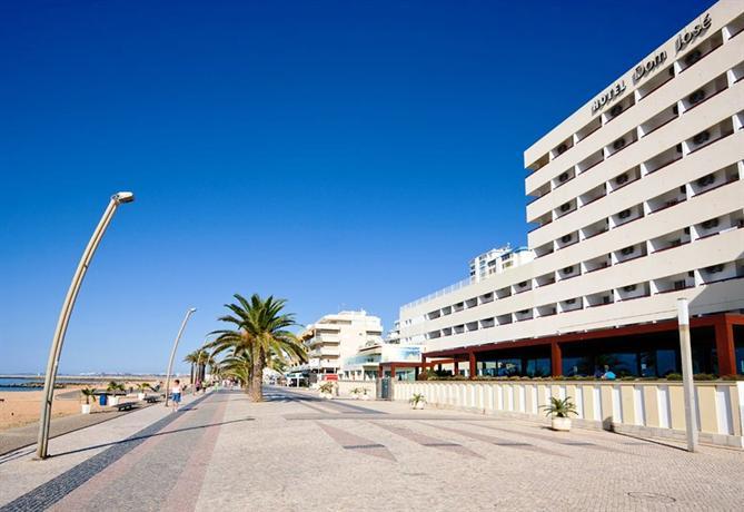 Plage D U0026 39 Allegre  U00e0 Quarteira - Portugal - Algarve
