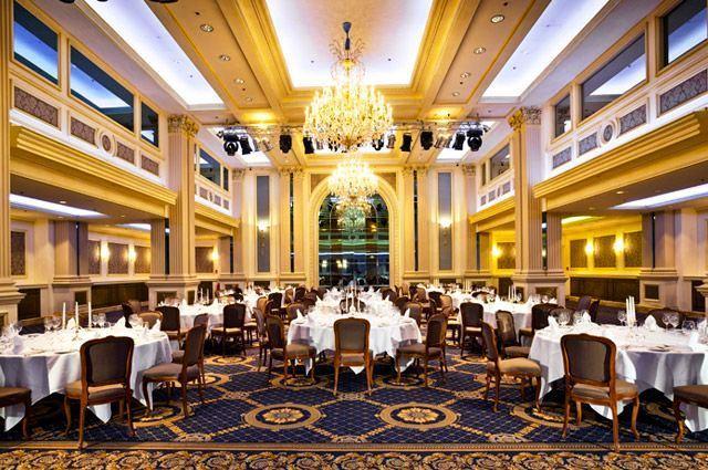 Grand Hotel Wien: restaurant