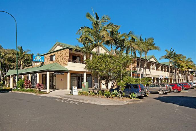Photo: Byron Bay Side Central Motel