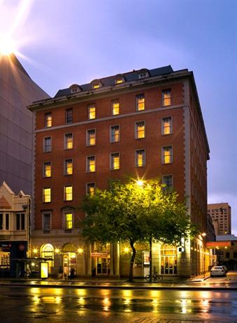 Photo: Hotel Grand Chancellor Adelaide on Currie