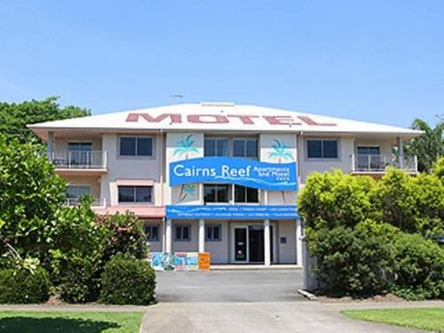 Photo: Cairns Reef Apartment & Motel