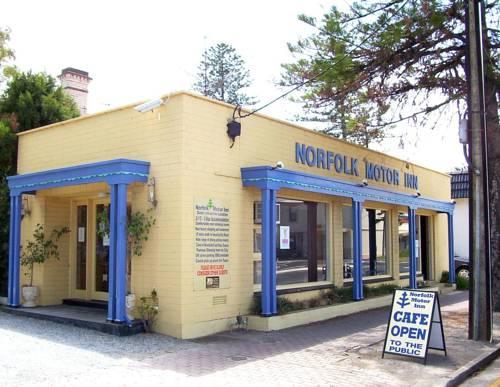 Photo: Norfolk Motor Inn Adelaide