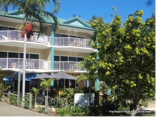Photo: The Beach Place Apartments Cairns