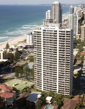 Photo: Surfers Century Oceanside Apartments Gold Coast