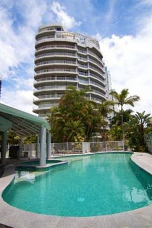 Photo: Surfers Mayfair Hotel Gold Coast