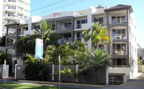 Photo: Paradis Pacifique Holiday Apartments Maroochydore