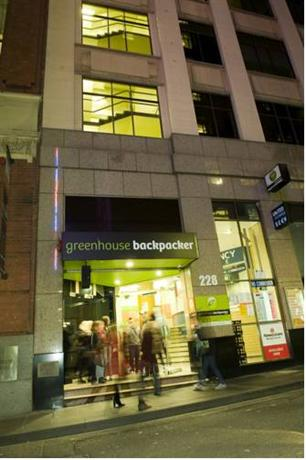Photo: Greenhouse Backpackers Melbourne