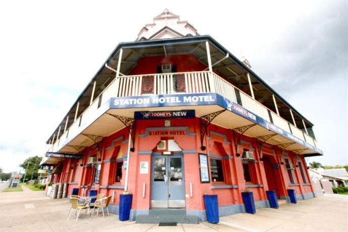 Photo: Station Hotel Motel Kurri