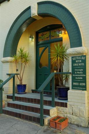 Photo: Neutral Bay Motor Lodge Sydney