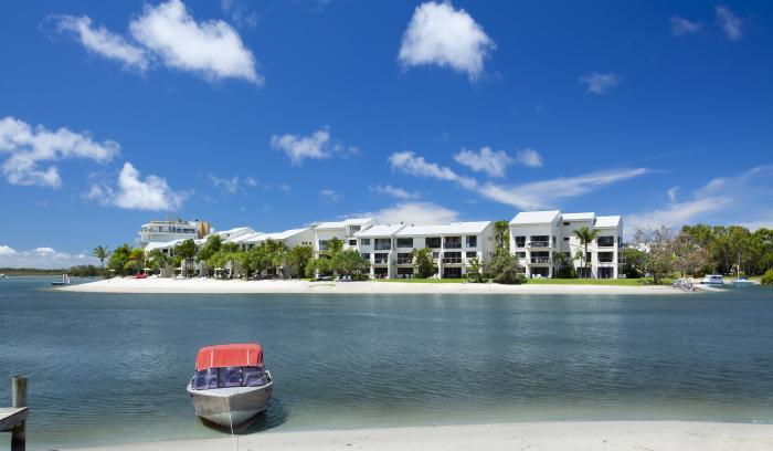 Photo: Culgoa Point Beach Resort