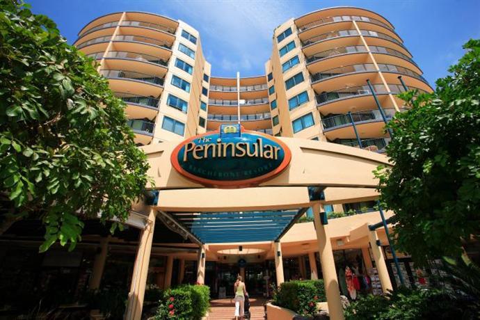 Photo: Peninsular Beachfront Resort