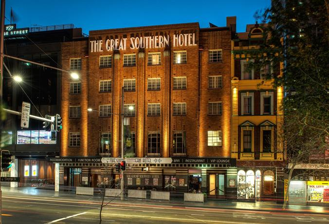 Photo: The Great Southern Hotel