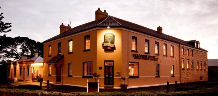 Photo: Comfort Inn Port Fairy & Seacombe House