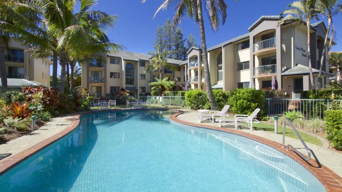 Photo: Pacific Place Apartments Gold Coast