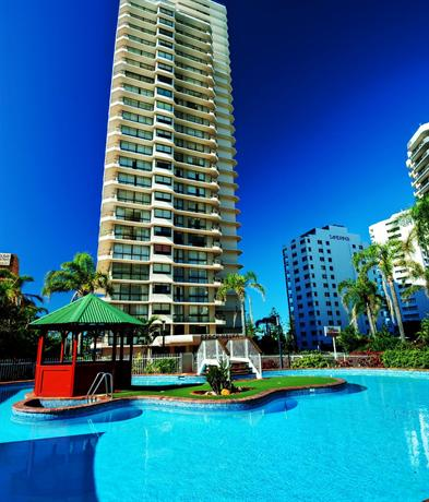 Photo: Beach Haven Resort Gold Coast