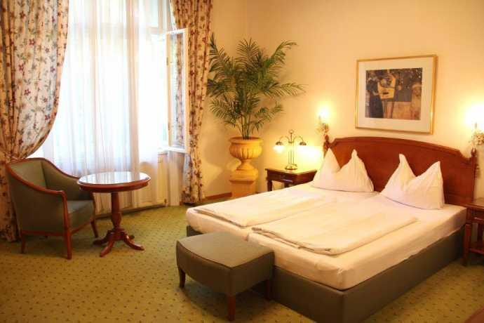 Boutique Hotels Vienna: Parkvilla