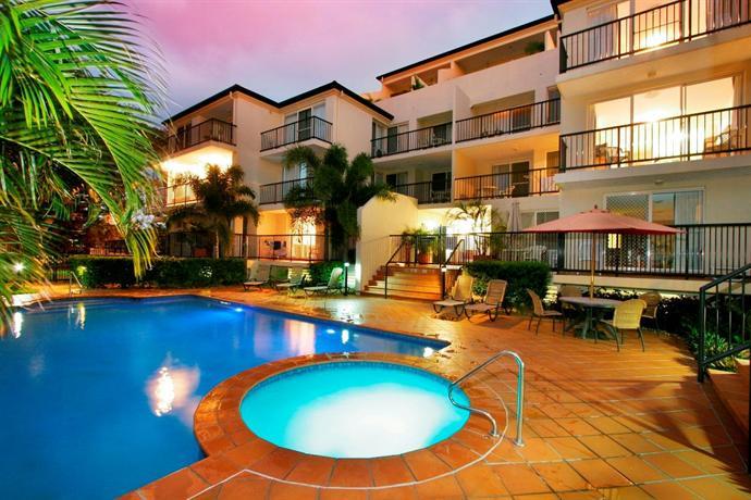 Photo: Sunset Island Resort