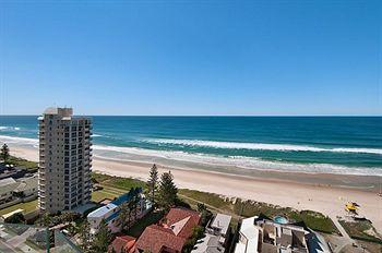 Photo: Sunbird Beach Resort Gold Coast